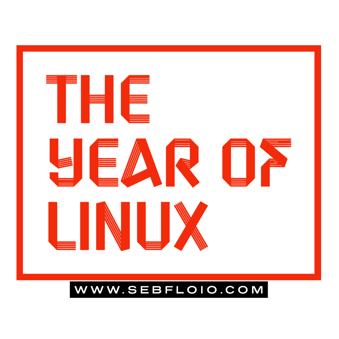 Why 2020 is my Linux Year As A Developer